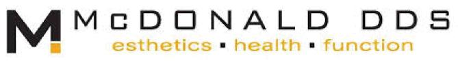 Dr. Edwin McDonald D.D.S. logo